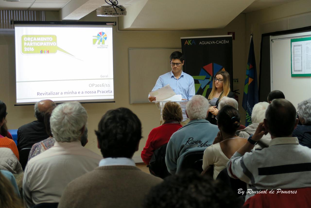 Orçamento Participativo da Junta Freguesia de Agu