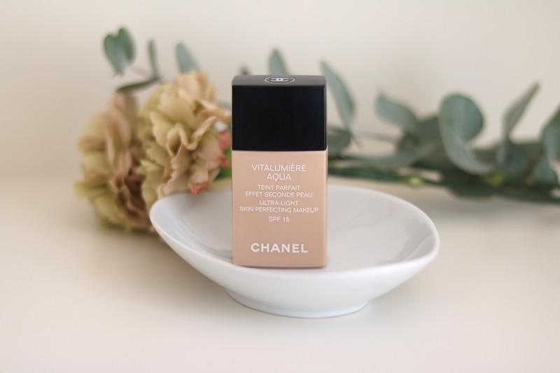 Vitalumière Aqua Chanel