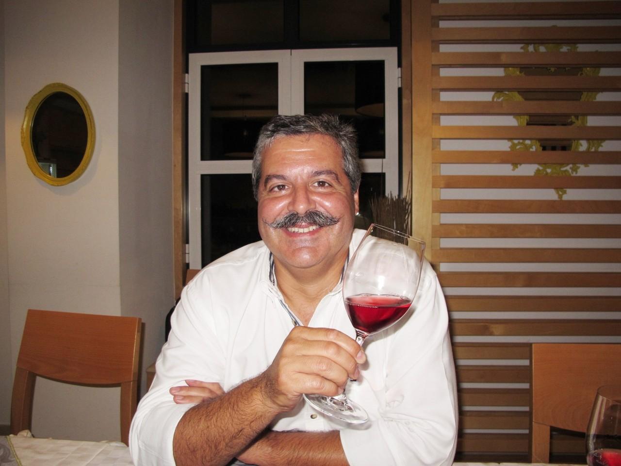 Paulo Laureano e o novo rosé