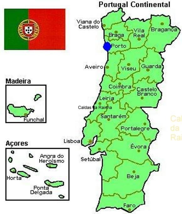 Mapa Portugal Continental-e-Ilhas-Insulares