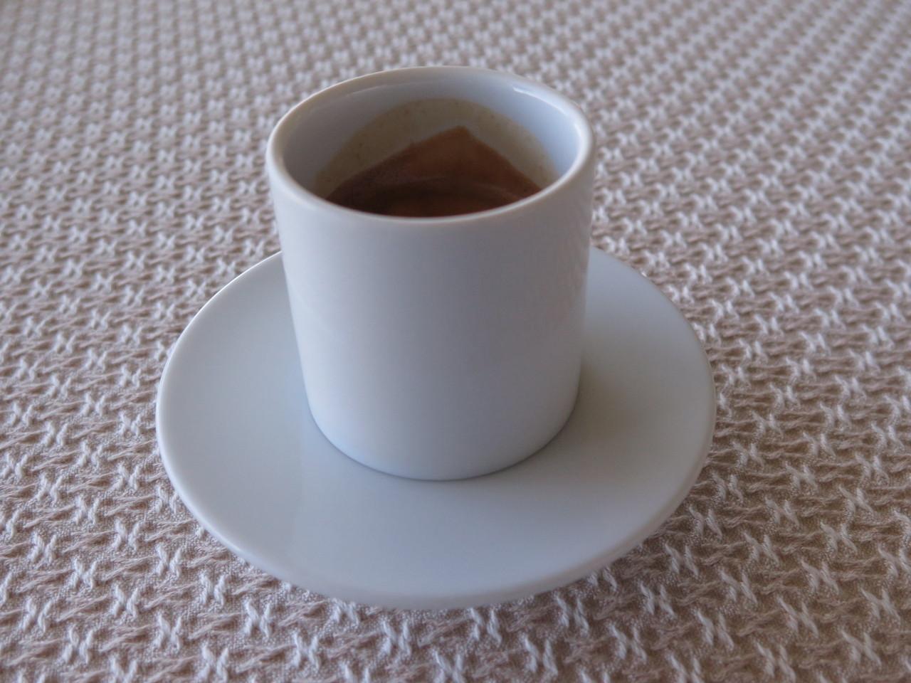 A chávena de café do arquiteto Carvalho Araújo