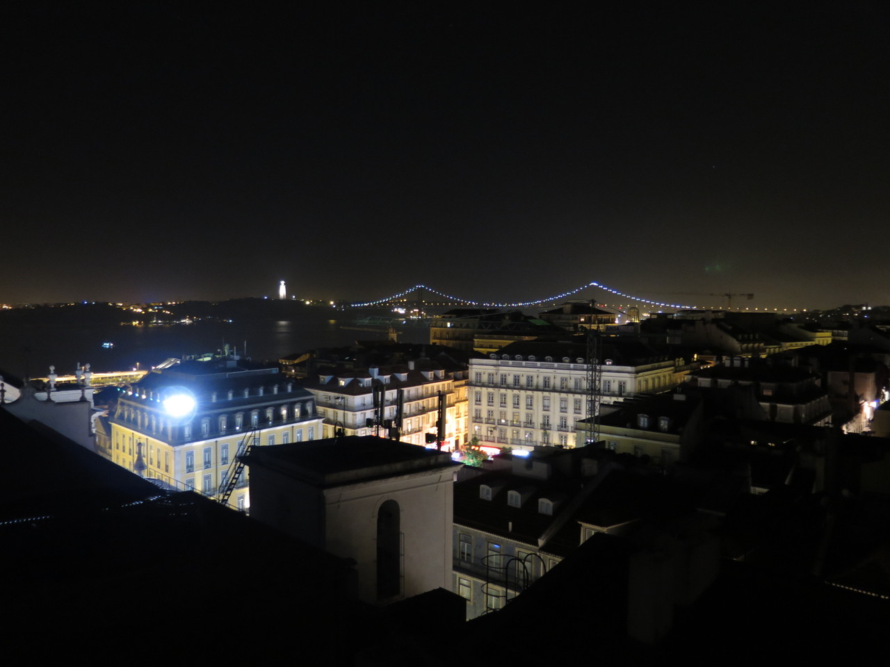 Lisboa... vista do SILK