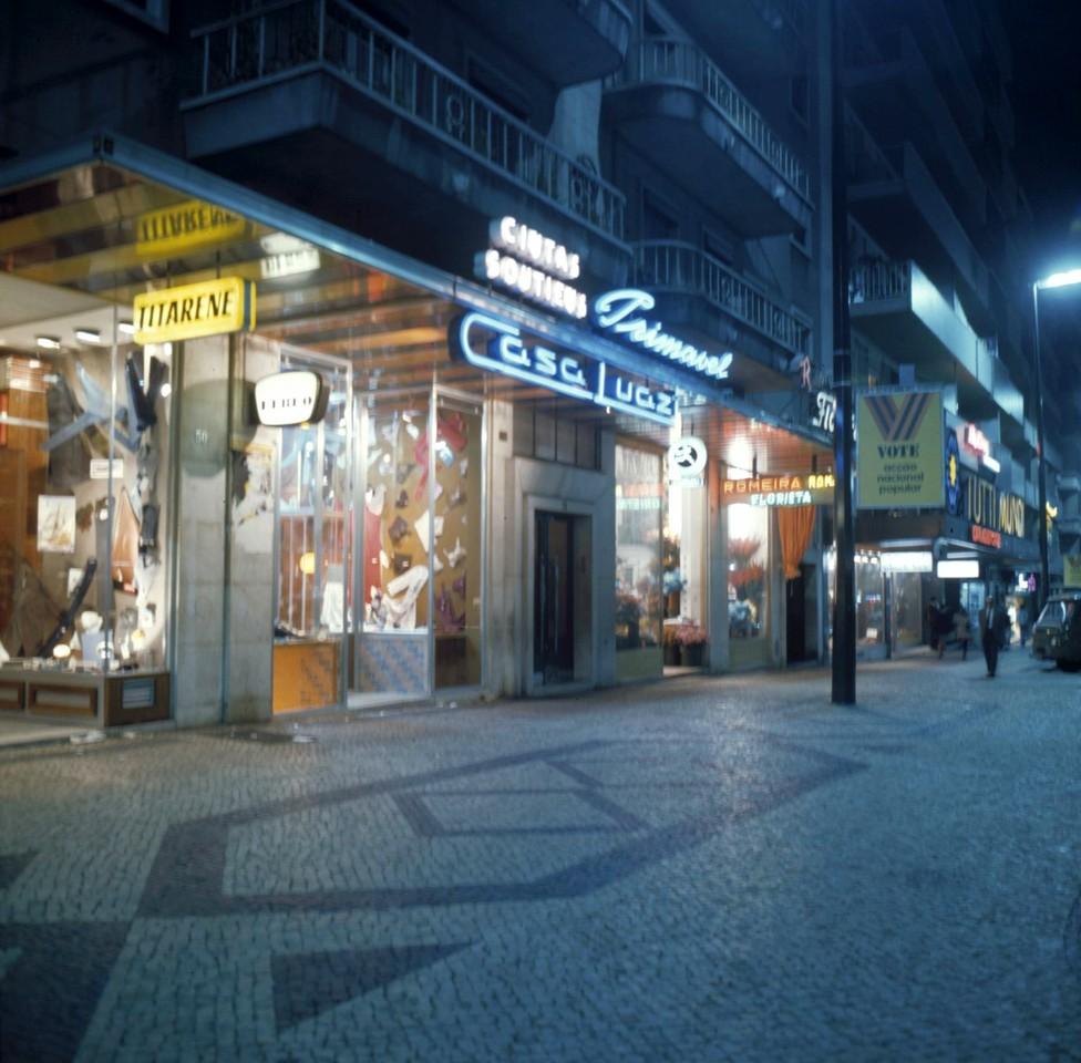 Avenida de Roma, Lisboa (A. Pastor, Jan. 74)