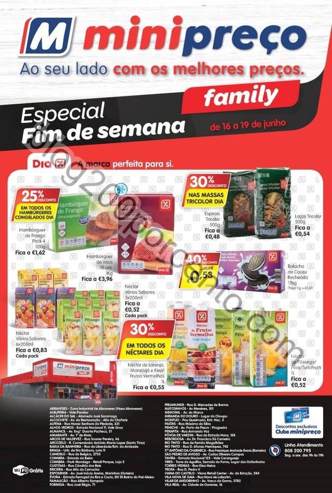 Novo Folheto MINIPREÇO Family de 16 a 22 junho p2
