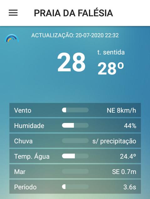 Praia da Falésia, Algarve, 20200720-22h34