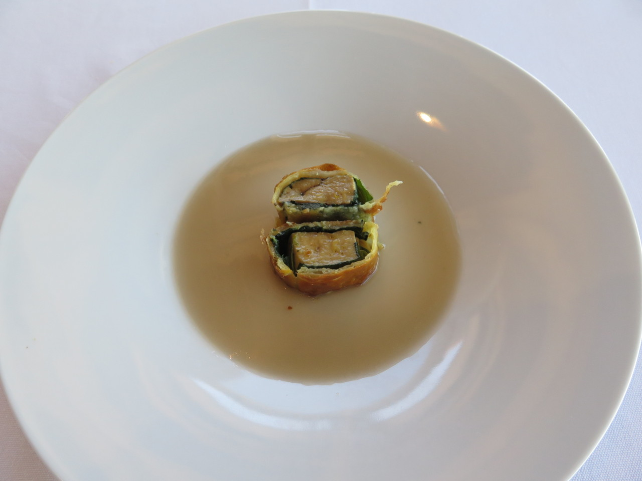 Foie gras Wellington
