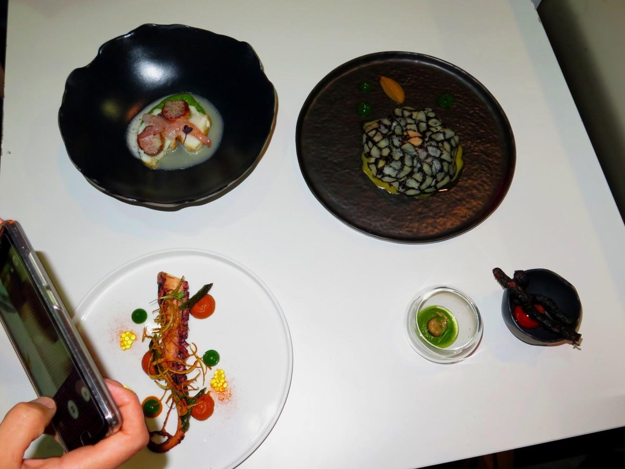 5 pratos do novo ALMA