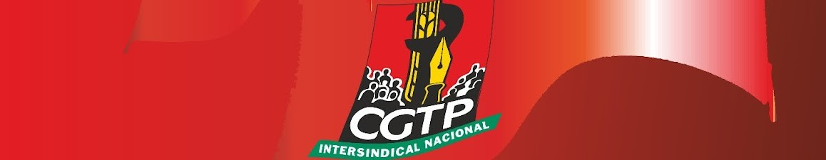 Logo CGTP Horizontal
