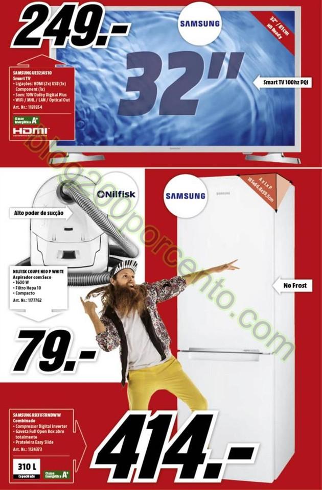 Antevisão Folheto MEDIA MARKT Promoções de 22 a