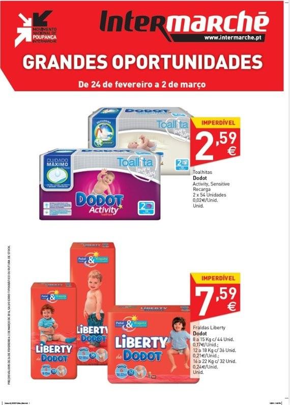 Extra folheto   INTERMARCHÉ   de 24 fevereiro a 2 março