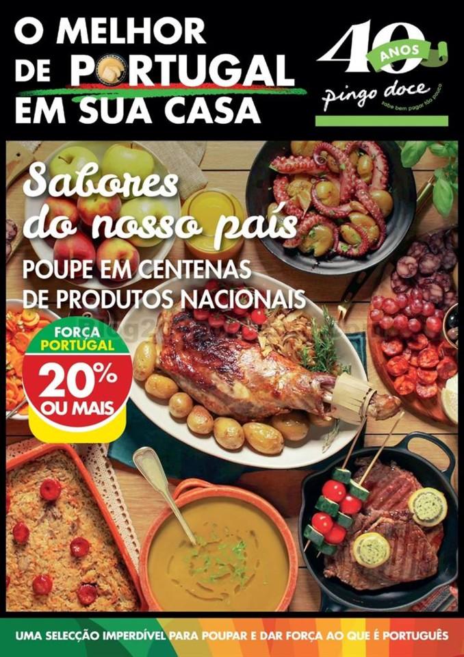 Antevisão Folheto PINGO DOCE Produção Nacional