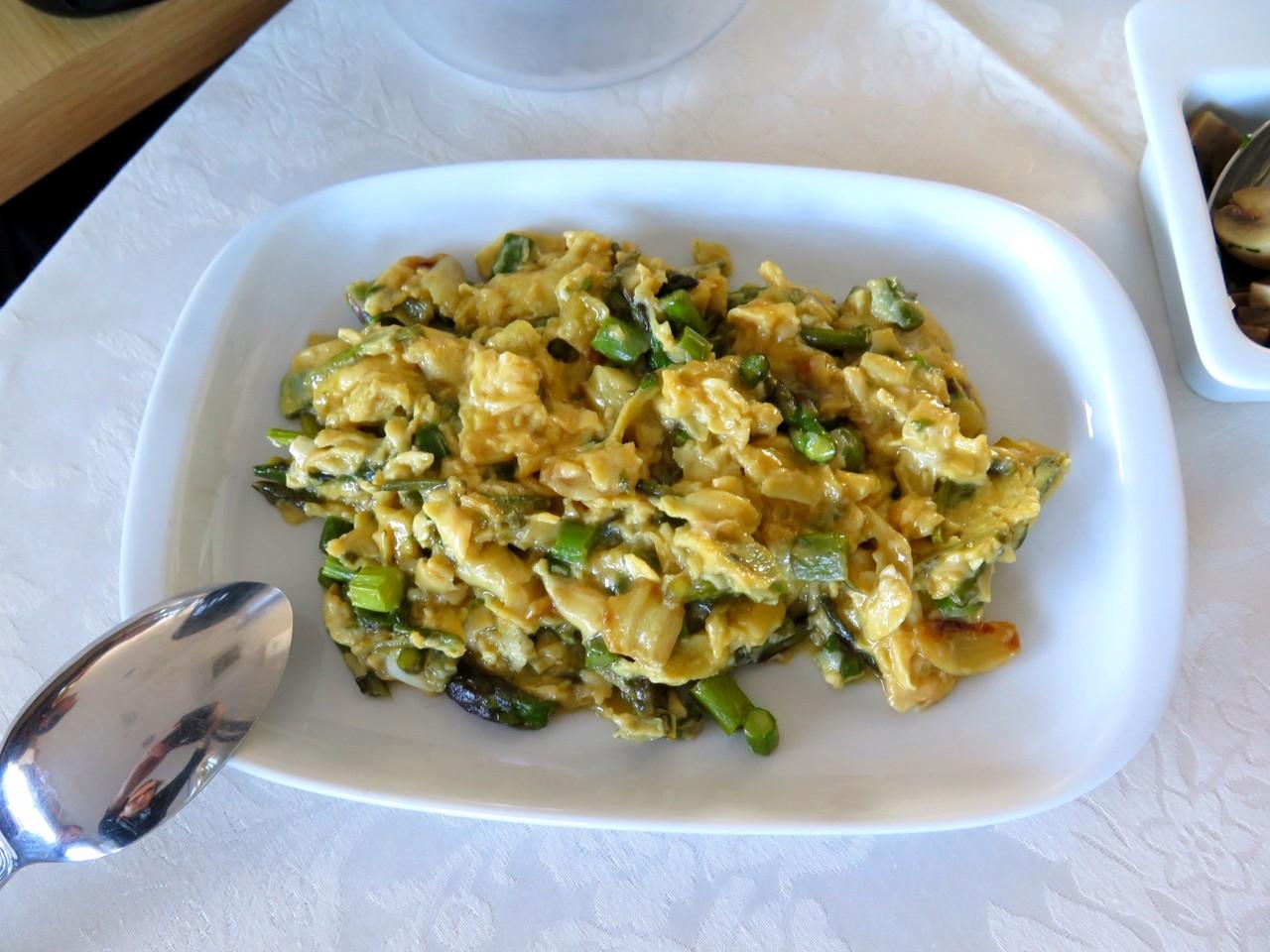 Cozinha tradicional alentejana: Espargos com Ovos