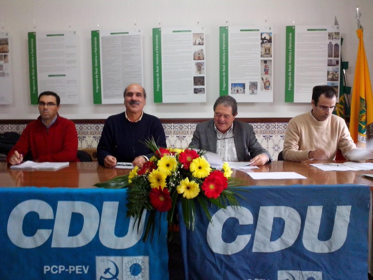 Encontro Distrital CDU 2014-11-22_1
