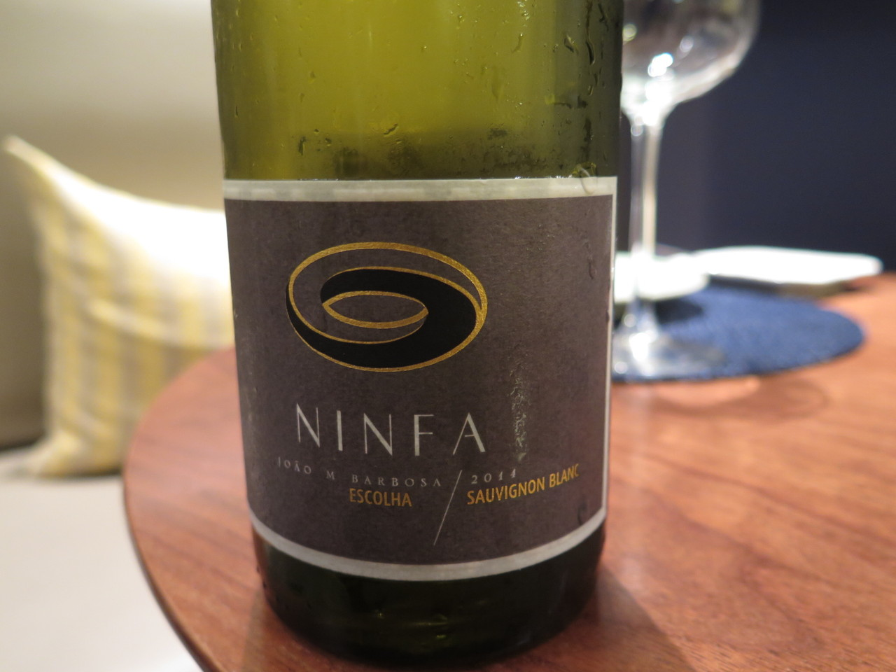 Ninfa Escolha Sauvignon Blanc 2014