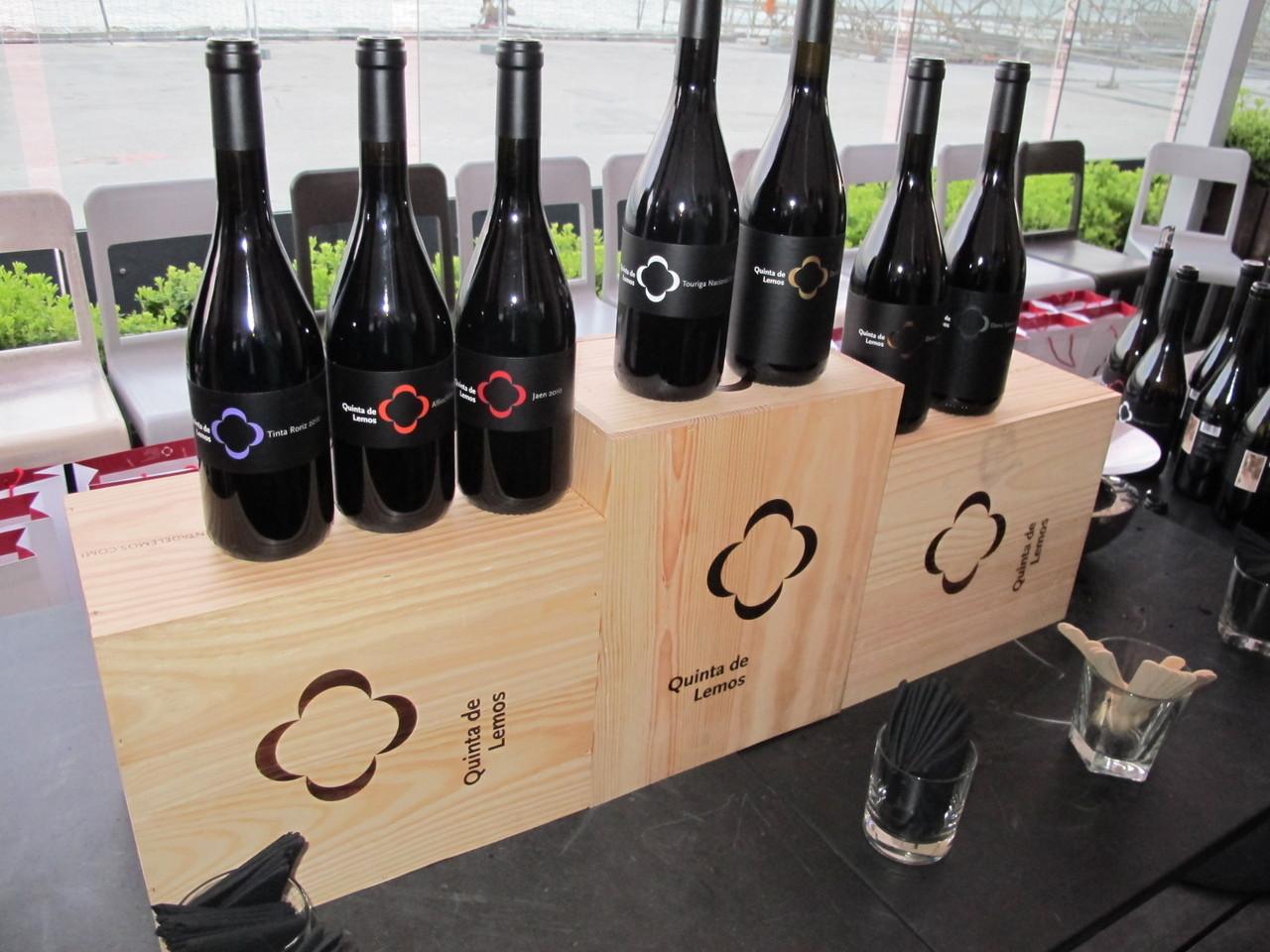 7 novos vinhos