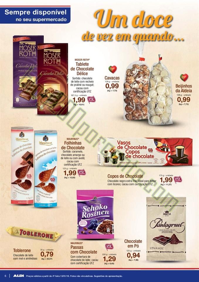 Antevisão Folheto ALDI Promoções a partir de 13