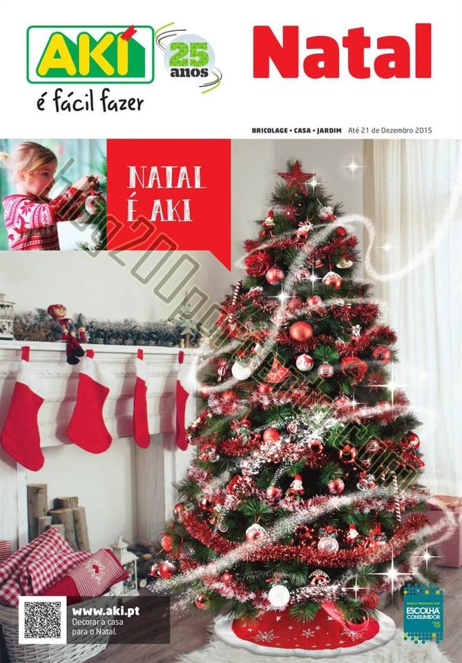Antevisão Folheto AKI Natal de 26 novembro a 21 d