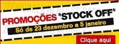 Stock Off | STAPLES | , até 5 janeiro