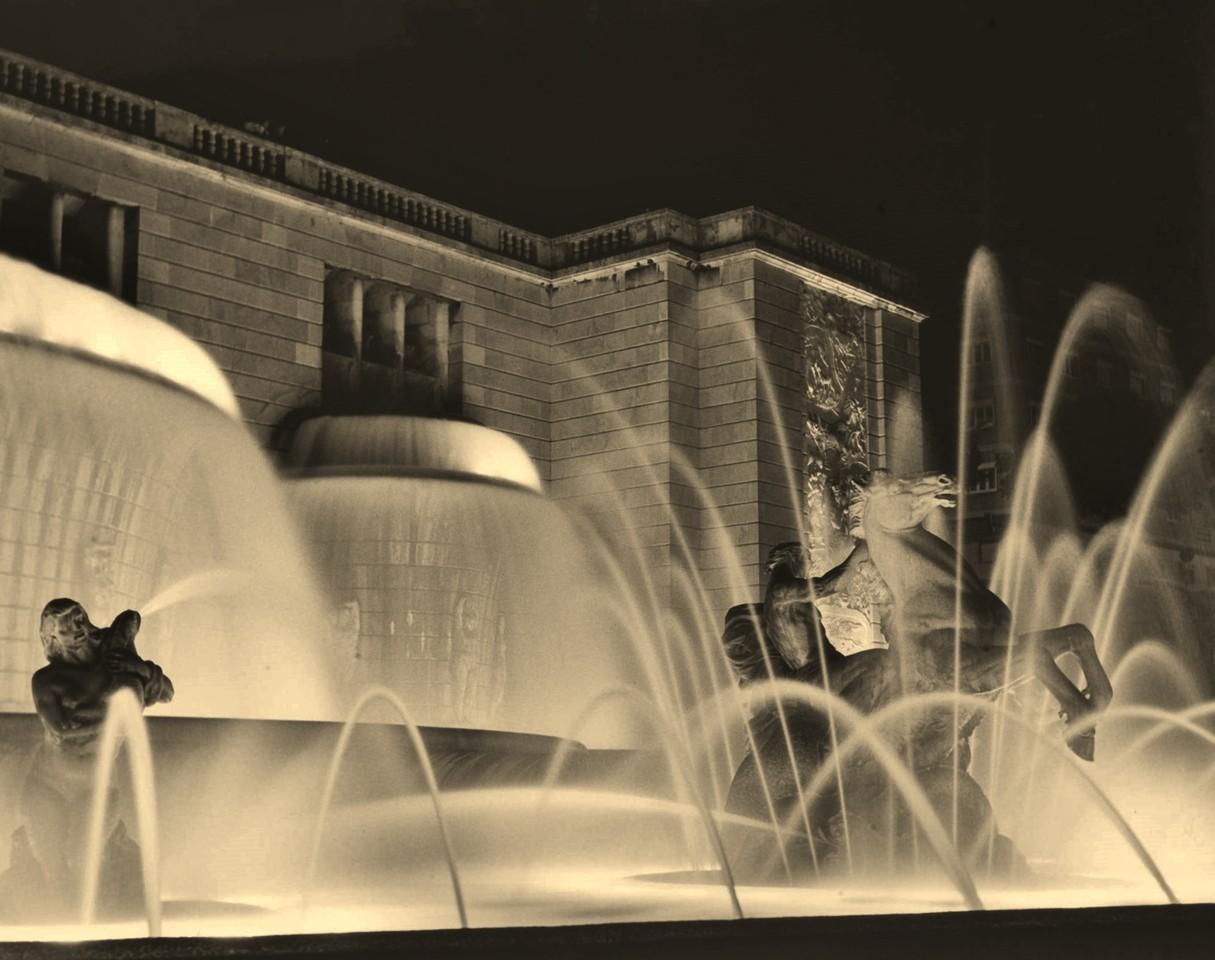 Fonte monumental, Alameda (A. Pastor, 1948-70)