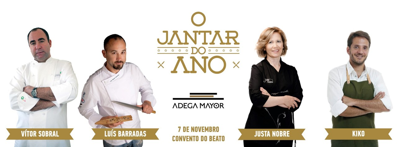 Vítor Sobral, Luís Barradas, Justa Nobre, Kiko Martins