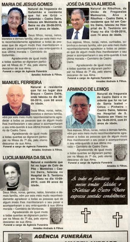 NECROLOGIA2- NOTICIAS DE CASTRO DAIRE 24 DE SETEMB
