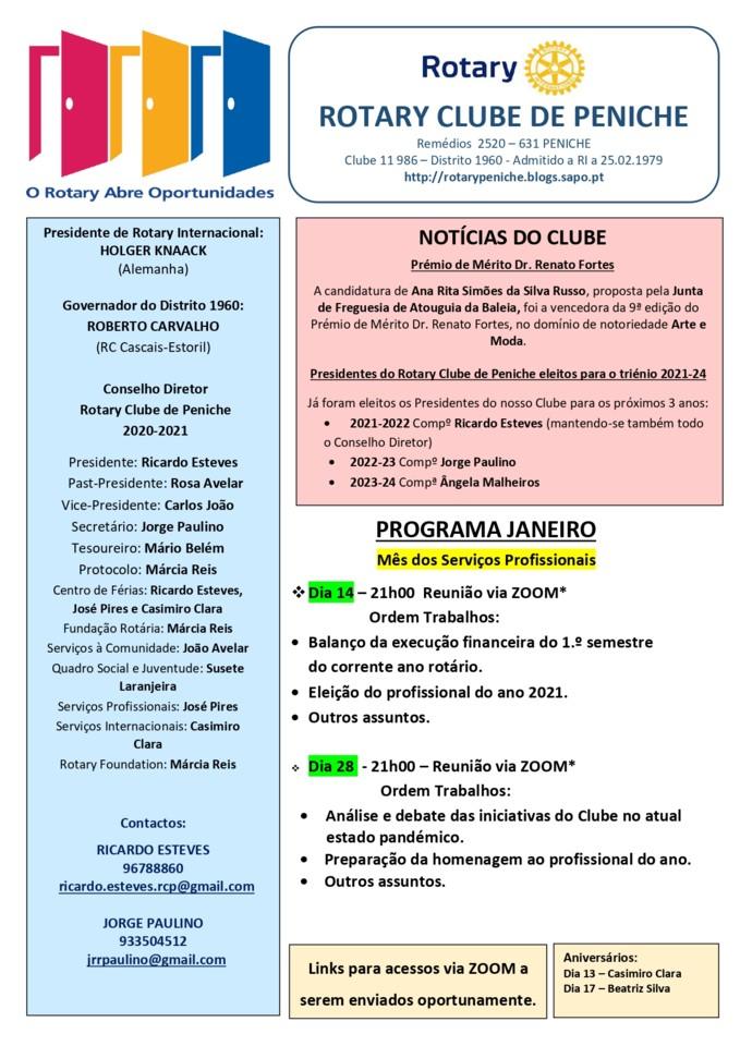 Programa de janeiro do Rotary Clube de Peniche_pag