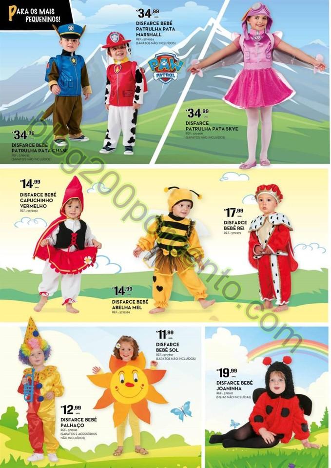 Antevisão Folheto CONTINENTE Carnaval promoções