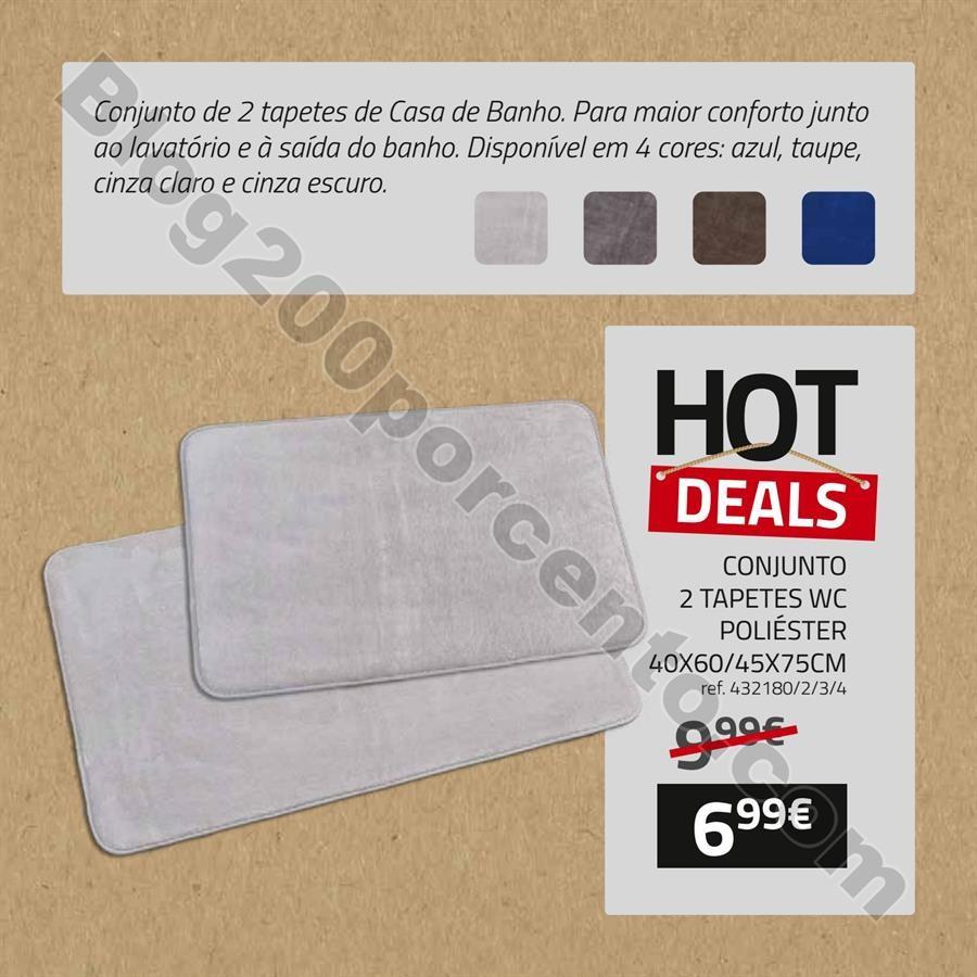 Antevisão Folheto DEBORLA Hot Deals Promoções d