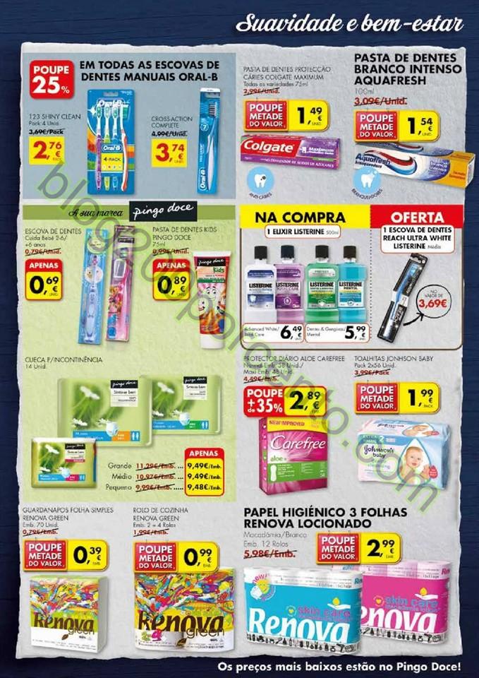 Antevisão Folheto PINGO DOCE promoções de 1 a 7