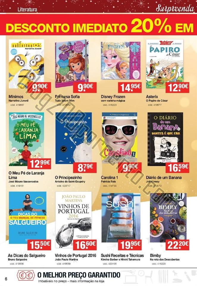Antevisão Folheto STAPLES Natal promoções de 26