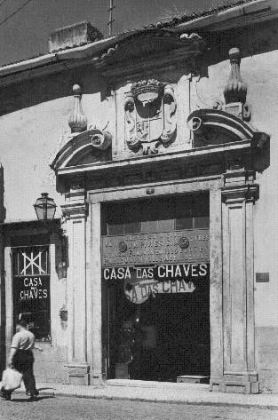 Casa das Chaves, Mouraria (M. Novais, c. 1945)