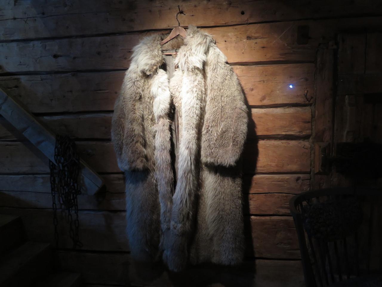 O famoso casaco de Magnus Nilsson