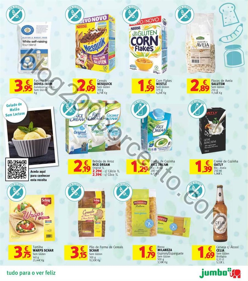 Novo Folheto JUMBO Extra promoções de 2 a 14 jun
