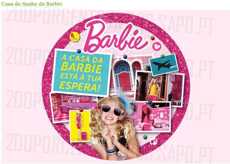 Passatempo   FNAC KIDS   Casa da Barbie