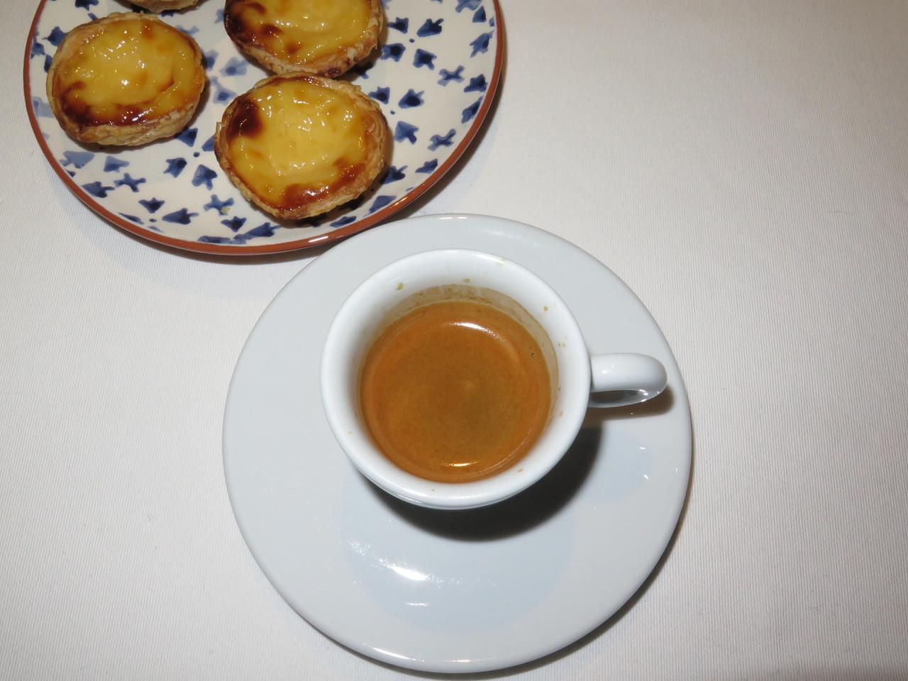 Café & Pastel de Nata