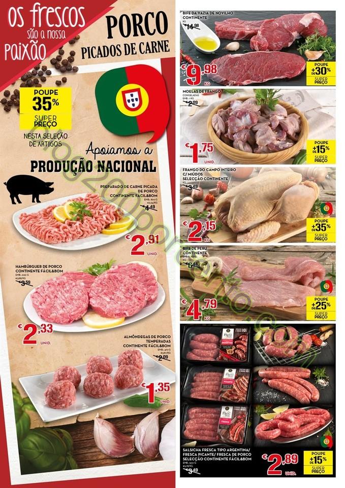 Antevisão Folheto CONTINENTE promoções de 26 ja