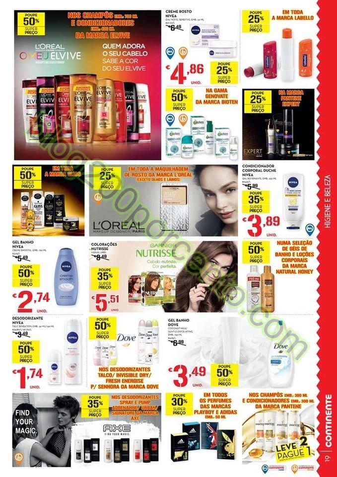 Antevisão Folheto CONTINENTE Promoções de 2 a 8