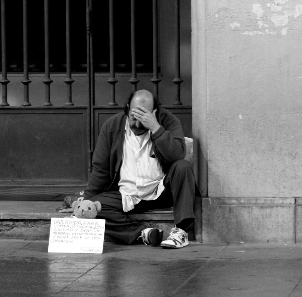 Pobreza é ficar indiferente # 34.JPG