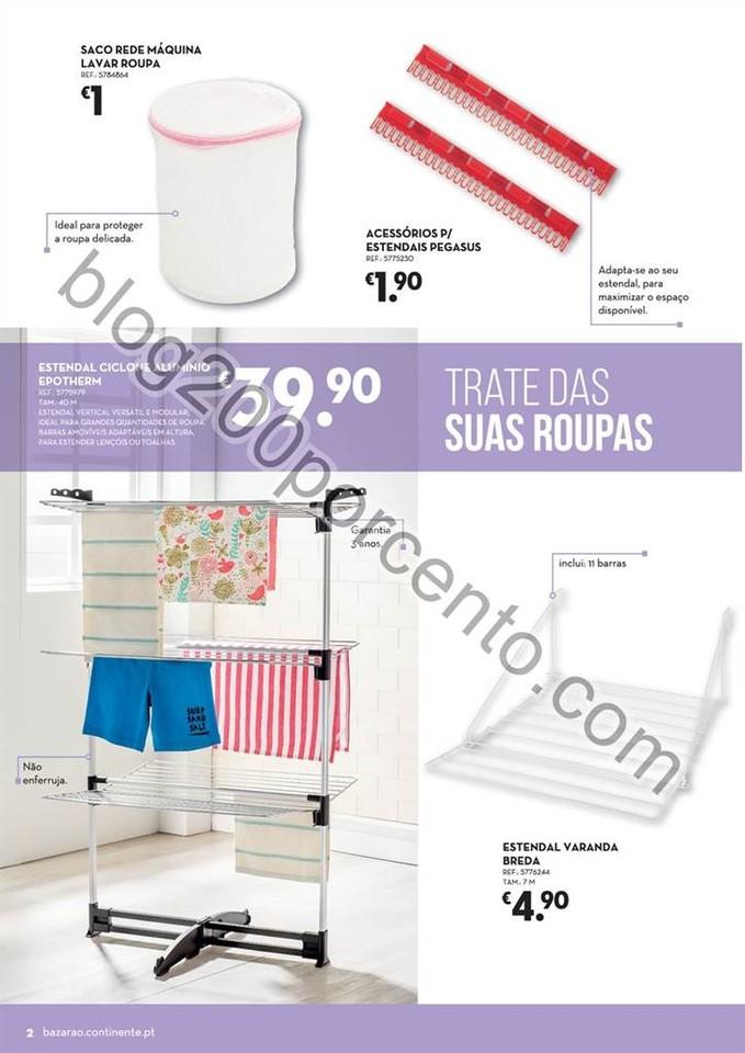 Antevisão Folheto CONTINENTE Bazarão de 14 a 20
