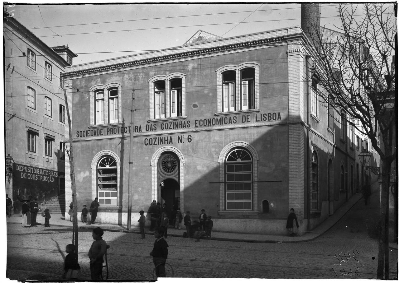 Sociedade Protectora das Cozinhas Económicas de Lisboa, Madragoa (A.F.C.M.L., 1908)