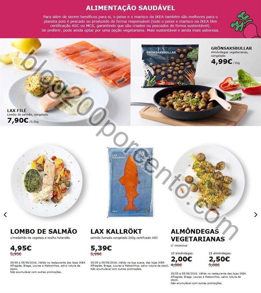 Novo Folheto IKEA Dias verdes promoções de 30 ma
