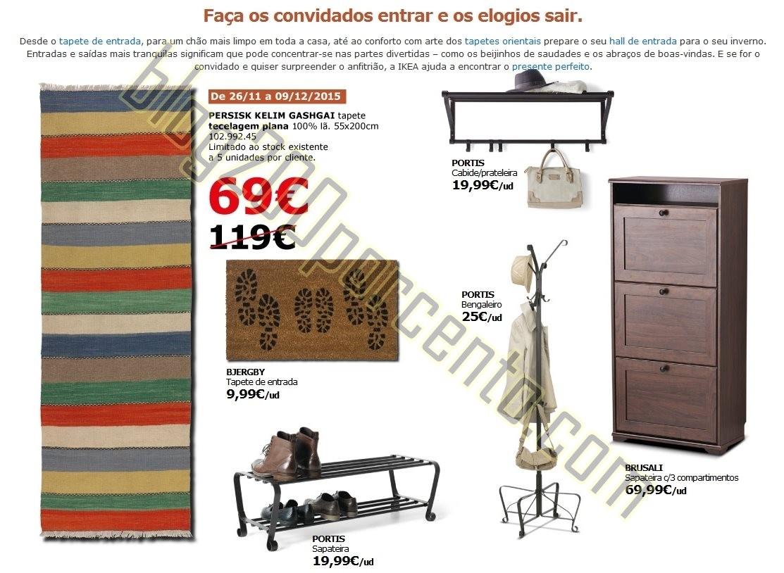 Antevisão Promoções IKEA de 26 novembro a 9 dez