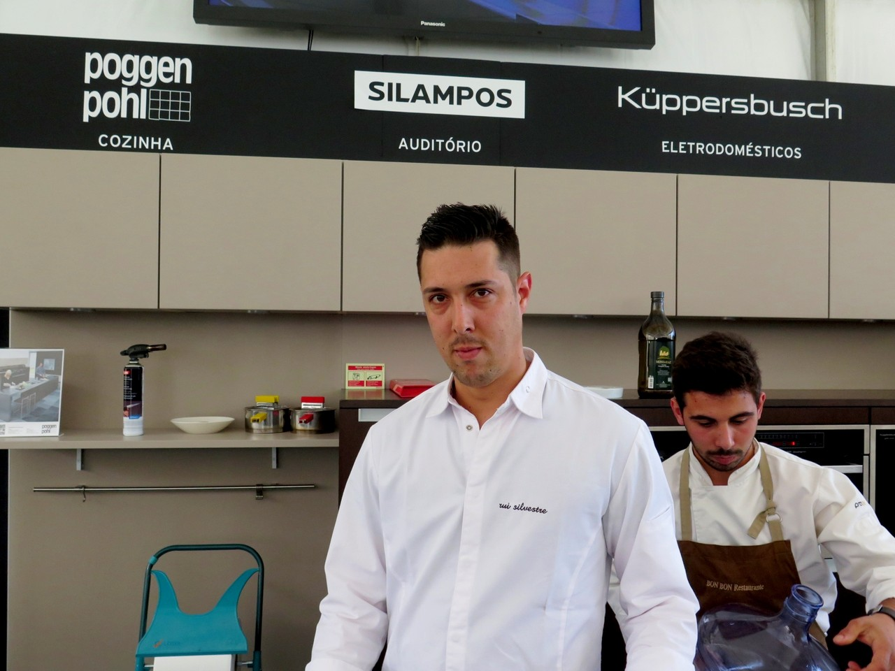 Rui Silvestre e Filinto Ferreira