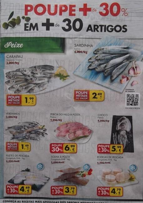 Antevisão folheto   PINGO DOCE   de 4 a 10 março - 1ª Parte