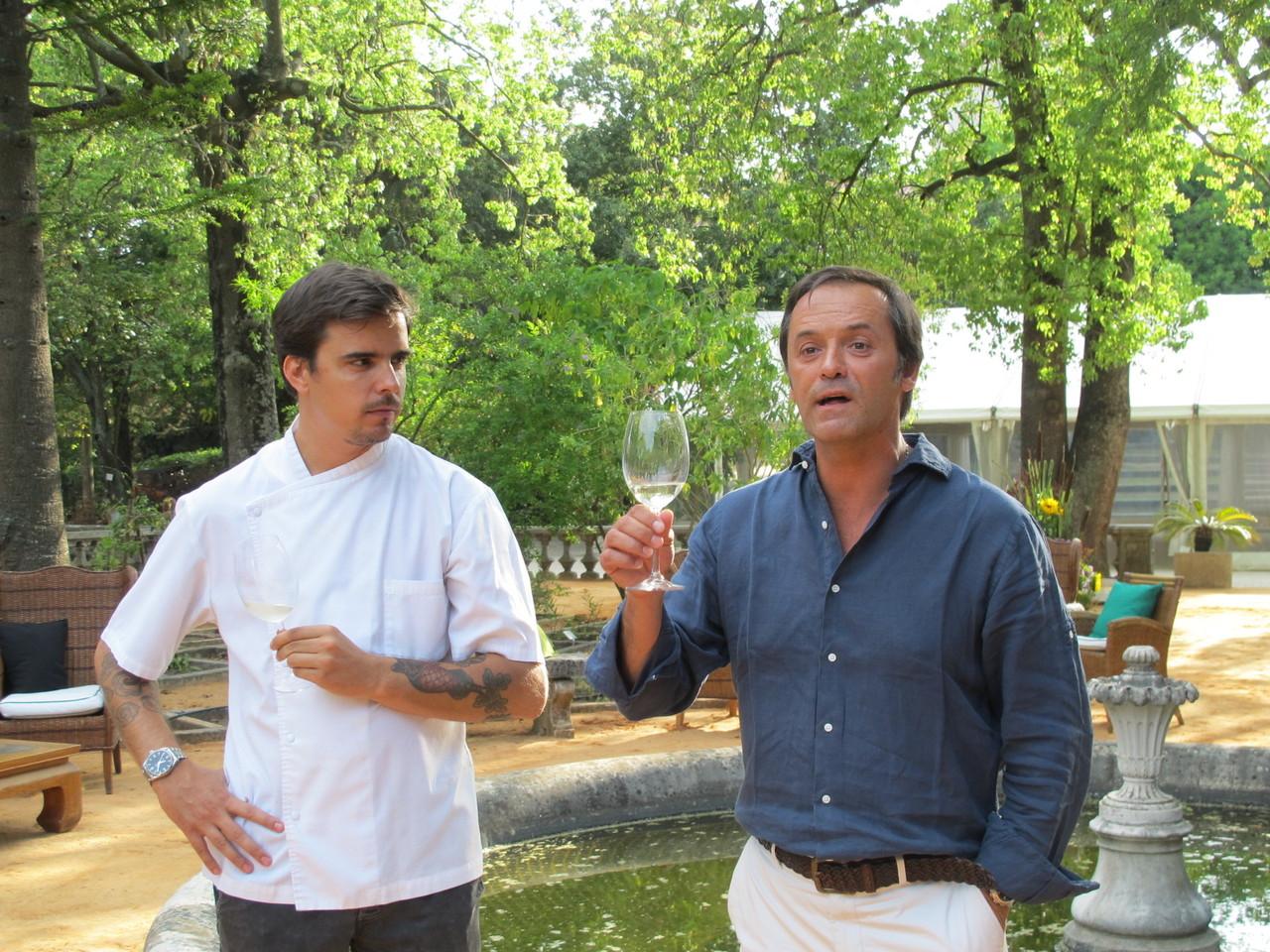 Diogo Noronha e Luís Cabral de Almeida