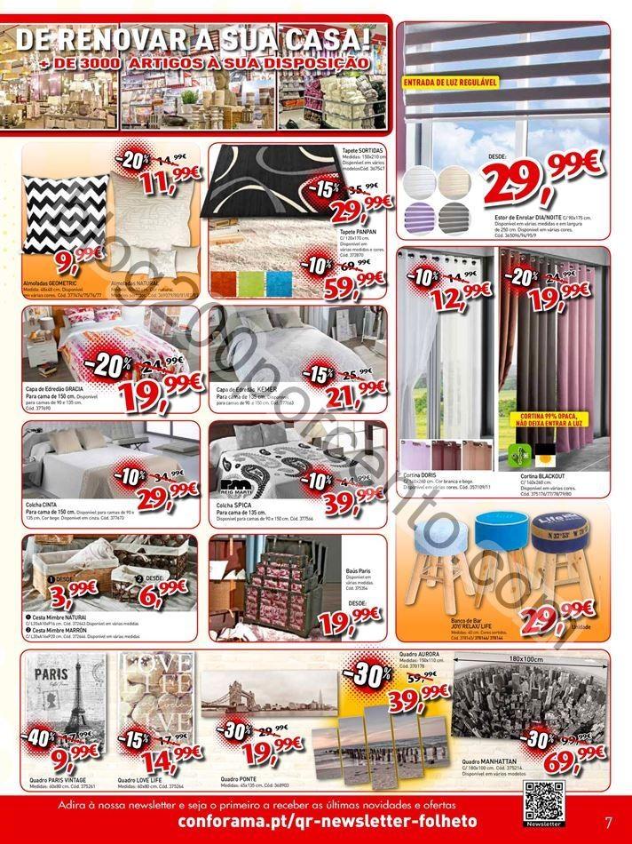 Antevisão Folheto CONFORAMA Amadora de 2 a 16 jun