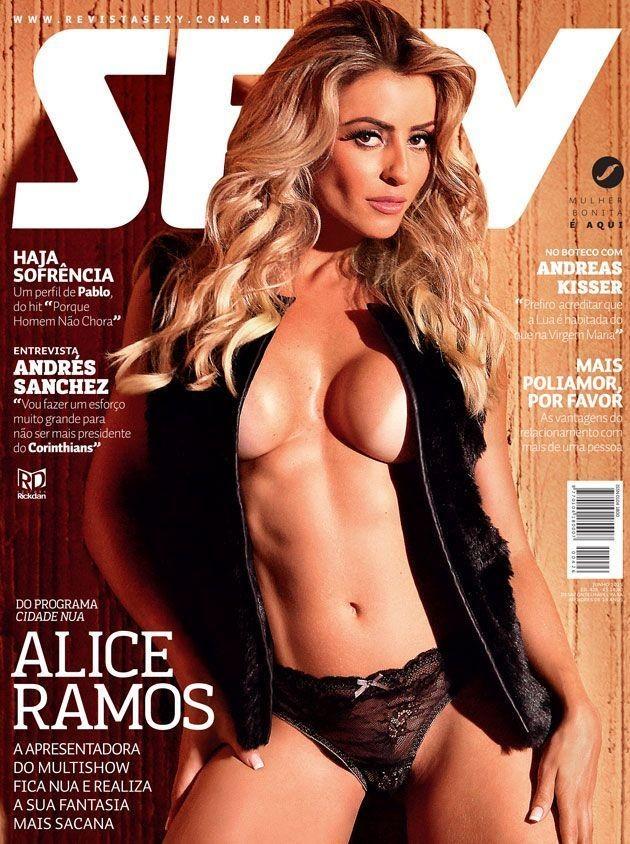 Alice Ramos capa