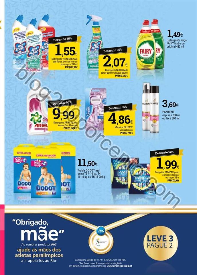 Antevisão Folheto COVIRAN Promoções de 26 julho