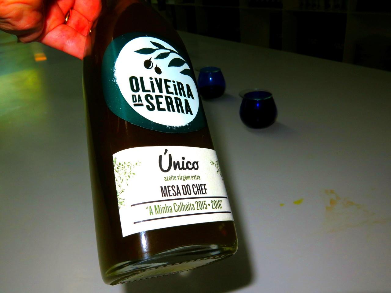 Mesa do Chef Oliveira da Serra Azeite Virgem Extra 2015/2016 (garrafa única)