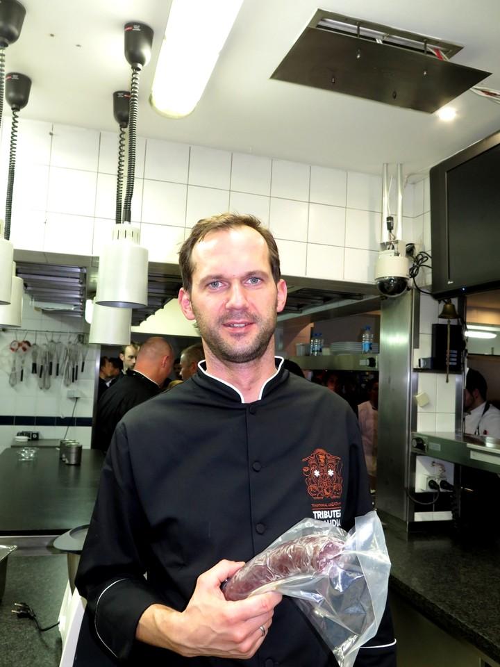 Clemens Nachbaur e a morcela